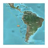 Garmin BlueChart G3 Vision microSD - South America, West Coast Chart
