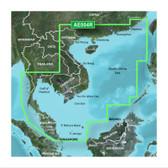 Garmin BlueChart G3 Vision micro SD with SD Adaptor - Hong Kong/South China Sea Chart