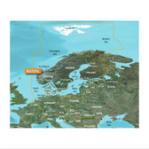 Garmin BlueChart G3 Vision microSD - Northern Europe Chart