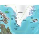 Garmin BlueChart G3 Vision microSD - Greenland Chart