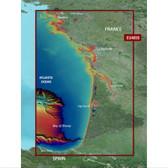 Garmin BlueChart G3 Vision microSD - France, La Baule to San Sebastian Chart