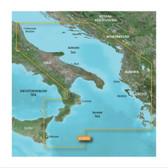 Garmin BlueChart G3 Vision microSD - Adriatic Sea, South Coast Chart