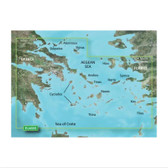 Garmin BlueChart G3 Vision microSD - Greece, Athens & Cyclades Chart