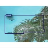 Garmin BlueChart G3 Vision microSD - Norway, Sognefjorden to Svefjorden Chart