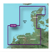 Garmin BlueChart G3 Vision microSD - North Sea, Alborg to Amsterdam Coastal & Inland Chart