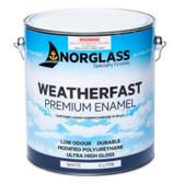 Norglass Weatherfast Premium Enamel - Gloss White