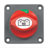 BEP Contour Battery Master Switch - Panel Mount