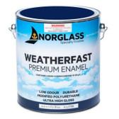 Norglass Weatherfast Premium Enamel - Gloss Admiralty Blue