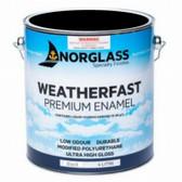 Norglass Weatherfast Premium Gloss Enamel - Black