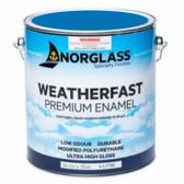 Norglass Weatherfast Premium Gloss Enamel - Botany Blue