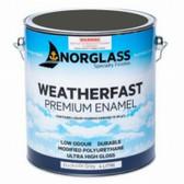 Norglass Weatherfast Premium Gloss Enamel - Dockside Grey