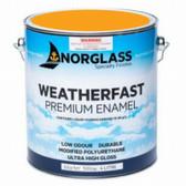 Norglass Weatherfast Premium Gloss Enamel - Marker Yellow