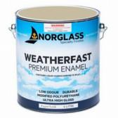 Norglass Weatherfast Premium Gloss Enamel - Paperback
