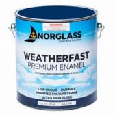 Norglass Weatherfast Premium Gloss Enamel - Pacific Blue