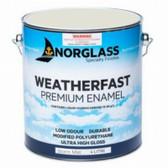 Norglass Weatherfast Premium Gloss Enamel - Storm Mist