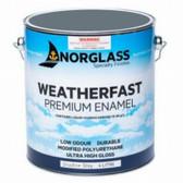 Norglass Weatherfast Premium Gloss Enamel - Shadow Grey