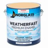 Norglass Weatherfast Premium Gloss Enamel - Sandstone