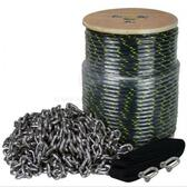 RELAXN Drum Winch Anchor Rope Kit