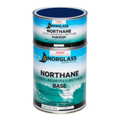 Northane Gloss 2-Pack Polyurethane Paint - Admiralty Blue