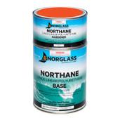 Northane Gloss 2-Pack Polyurethane Paint - Air-Sea Orange