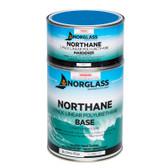 Northane Gloss 2-Pack Polyurethane Paint - Botany Blue