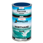 Northane Gloss 2-Pack Polyurethane Paint - Pacific Blue