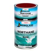 Northane Gloss 2-Pack Polyurethane Paint - Port Wine