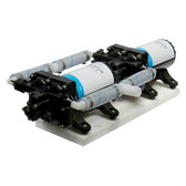 Pump aqua king high flow system