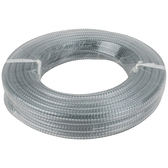 Hose pvc clear spring hoses