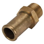 Bronze Reducer Male BSP To Hose Tail