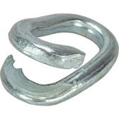 Galvanised split links