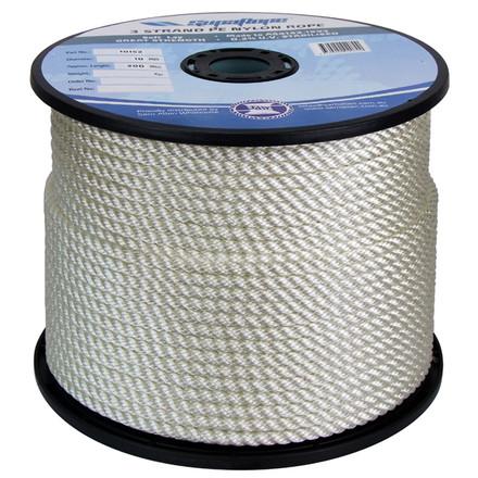 Nylon rope 3 strand korean made