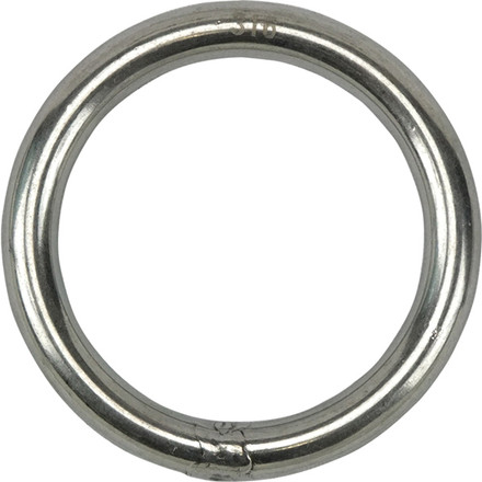 Stainless steel round ring 316 grade