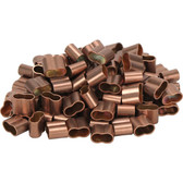 Copper hand swages for rope australian made