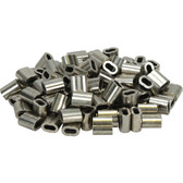 Nickel plated hand swages for wire made in china