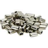 Riley nickel plated copper swages