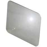 Standard stainless steel signal mirror