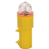 Waterproof sea light single battery