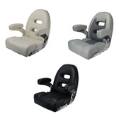 Relaxn Cruiser Series Boat Seat - High Back
