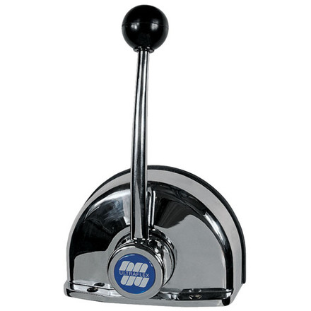 Ultraflex top mount chrome plated controls single or dual function 83645