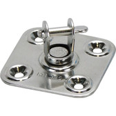 Stainless steel clips swivels