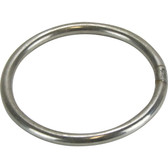 Standard rings stainless steel welded