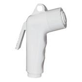 Aravon r shower head with push off continuous flow control