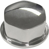 316g stainless steel dome wheel nut