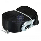 Winch webbing with Snap hook