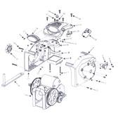 Powerwinch pw230 pw330 external spare parts