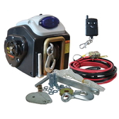 Powerwinch Remote Controlled Electric Boat Trailer Winches