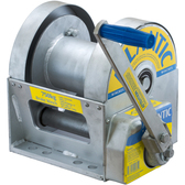 Atlantic 8 1 large brake winch series 750kg lift capacity