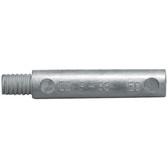 Zinc anode 63mm 3 8