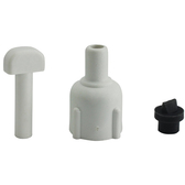 Replacement cap valve